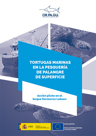 Tortugas marinas en la pesquería de palangre de superficie