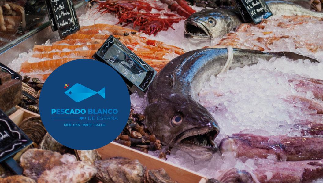 Acción promocional «Pescado Blanco de España»